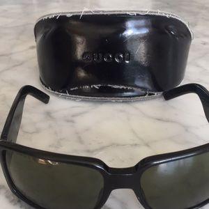Gucci Sunglasses- Black